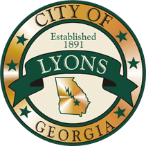 City of Lyons, GA City Seal
